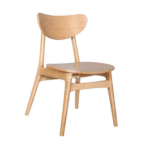 Martina Chair - Natural/Natural - Indoor Dining Chair - DYS Indoor