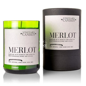 Merlot - Vineyard Candles - Candle - Vineyard Candles