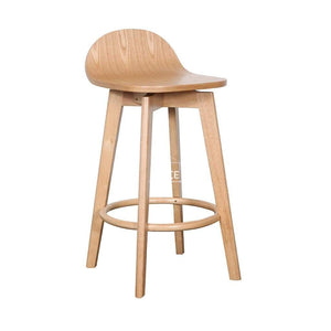 Nadia Stool - Natural/Natural Ash - Indoor Counter Stool - DYS Indoor