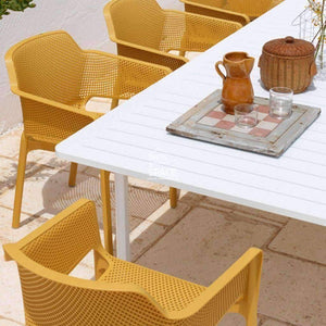 Net Chair - Coral - Outdoor Chair - Nardi
