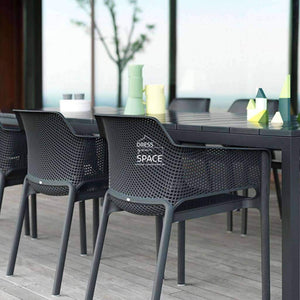 Net Chair - White - Outdoor Chair - Nardi