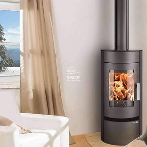 Olbia Wood Fireplace - Indoor Fireplace - Euro