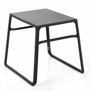 Pop Side Table - Anthracite - Outdoor Side Table - Nardi