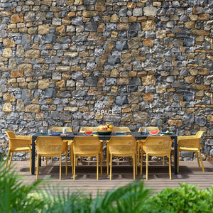 Rio - Net Dining Set - Outdoor Dining Set - Nardi