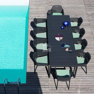 Rio - Net Dining Set - Outdoor Dining Set - Nardi Dining