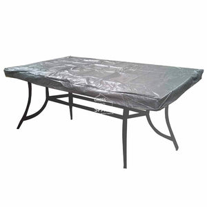 Round Table Top Cover - 125cm Diam. x 11cm - Outdoor Furniture Cover - DYS Outdoor Covers