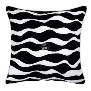 Sicily Black Outdoor Cushion - Outdoor Cushion - DYS Outdoor