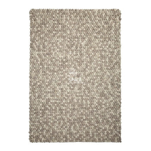 Sleeping Loop Wool Rug - Latte - Indoor Rug - Ghadamian