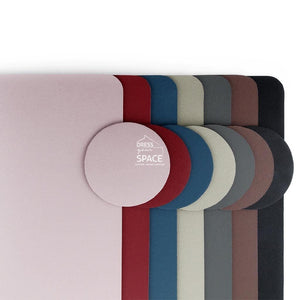 Togo Placemat - Taupe - Placemat - DYS Indoor