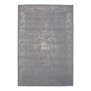Vienna 48 Wool Rug - Grey - Indoor Rug - Ghadamian
