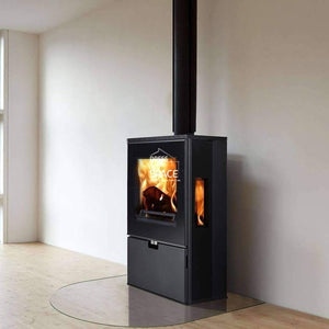 Wiesbaden Wood Fireplace - Indoor Fireplace - Euro