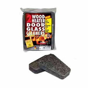 Wood Heater Door Glass Cleaners - Glass Cleaner - DYS Fireplace Accessories