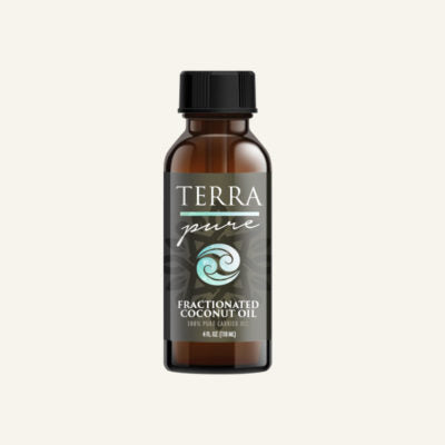 Terra Pure Fractionated Coconut Oil (FCO)