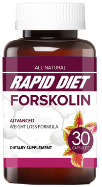 Forskolin Rapid Diet Pills
