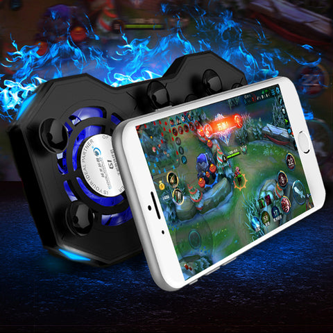 Phone Cooling Game Pad