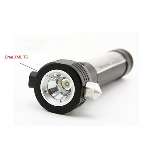 9 in 1 Multi-functional Emergency Torch Light