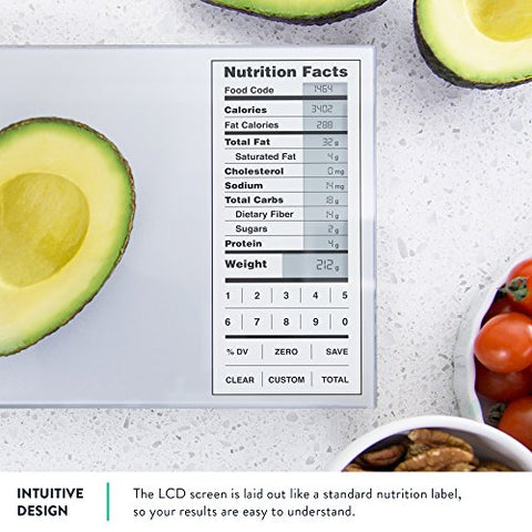 Image of Ultimate Digital Kitchen Food Scale