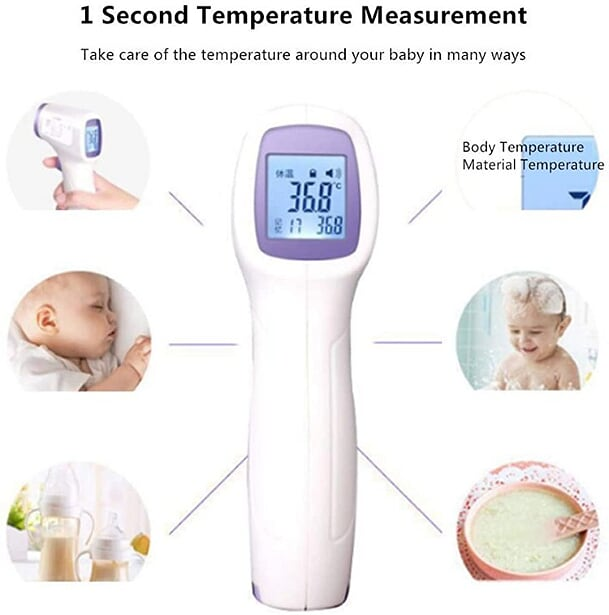 No Touch - Medical Infared Thermometer