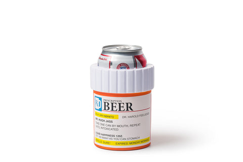Image of Funny Beer Prescription Kooler