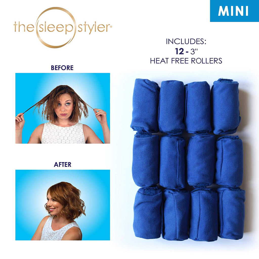 The Sleep Styler - MINI - 12 Pcs