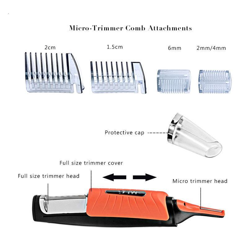 Copy of Micro Trimmer ™: All-in-One