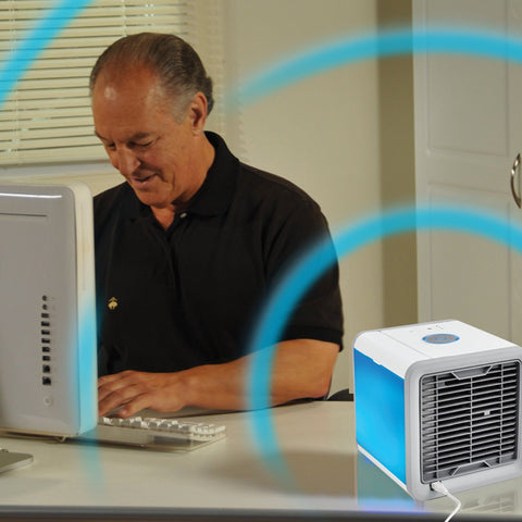 Portable air conditioner for your home.