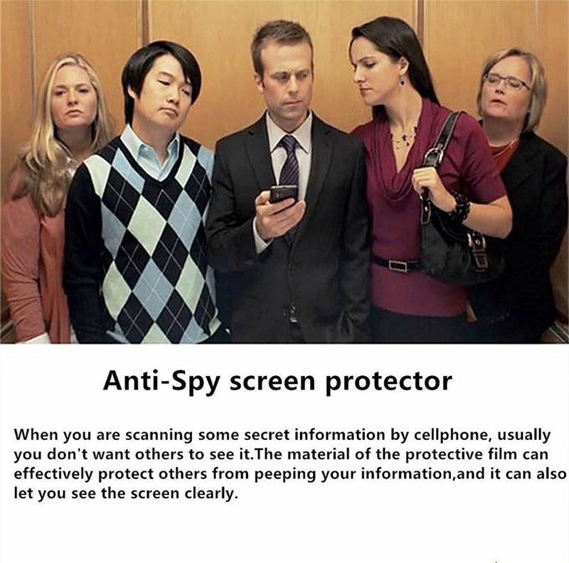 Ultimate Anti-Spy  & Scratch Screen Protector