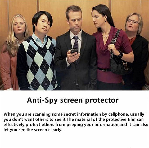 Image of Ultimate Anti-Spy  & Scratch Screen Protector