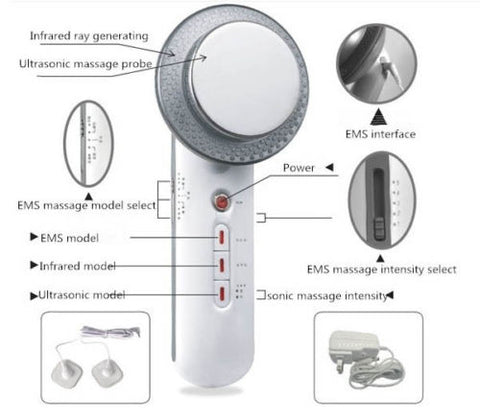 Image of UltraSonic™ Slimming Cellulite Remover