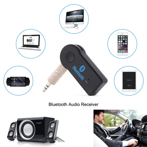 Image of Wireless Bluetooth Receiver