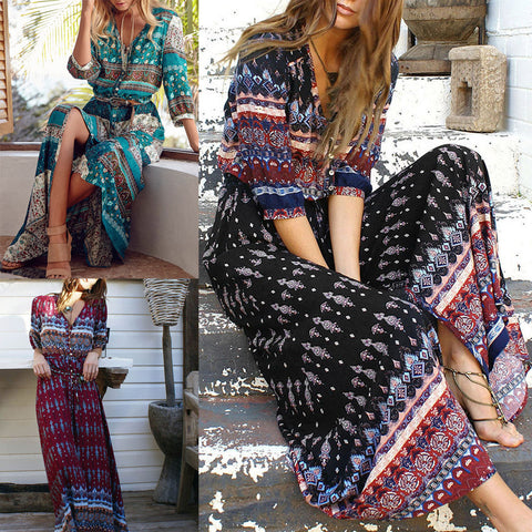 Image of Breeze - Boho Summer Dress