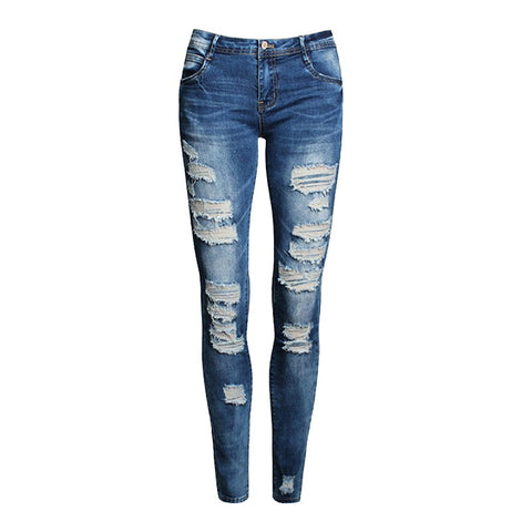 Women's Ripped Jeans