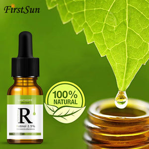 Retinol 2.5% Vitamin C / A Facial  Anti Wrinkle Serum
