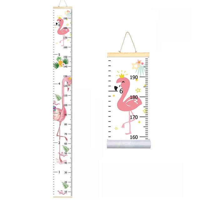 Unicorn Kids Growth Chart