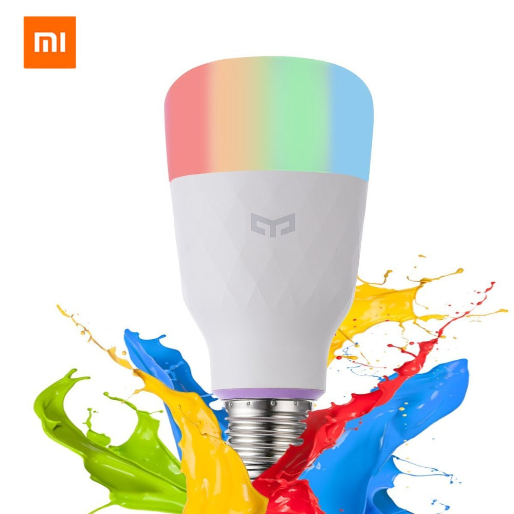 Multi-Color LED Lamp