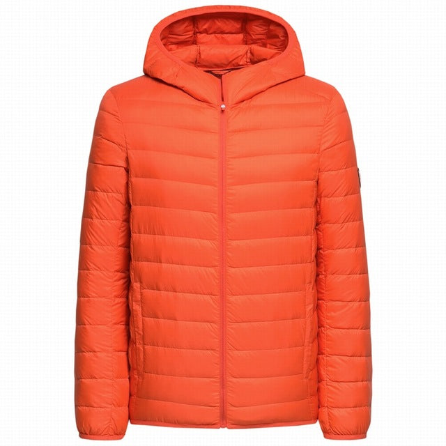 Ultralight Warm Coat