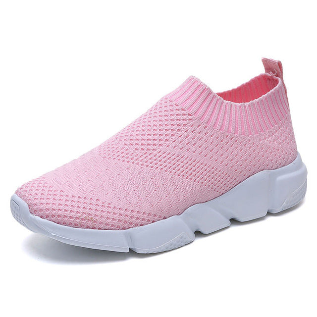 Womens Flyknit Sneakers