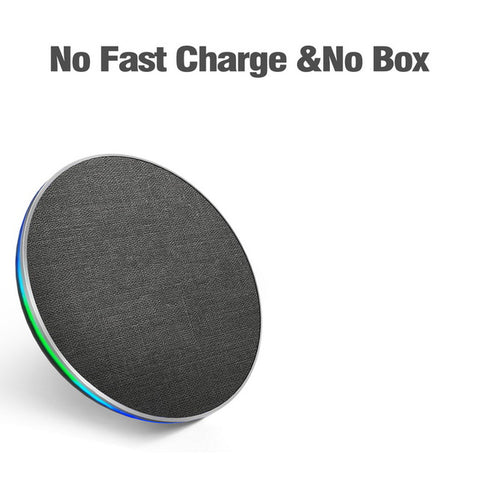 Image of Lightning-Fast Wireless Charging Pad