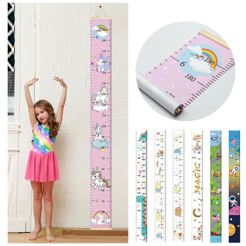 Image of Unicorn Kids Growth Chart