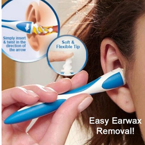 Rotary Ear Wax Cleaner