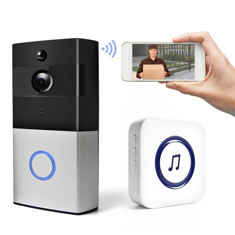 Image of Smart WiFi Video Doorbell