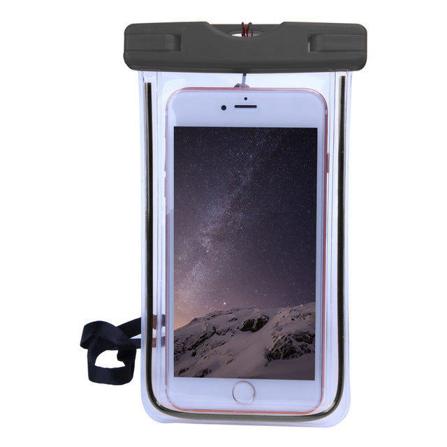 Universal Waterproof Phone Case Pouch