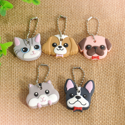 Cute Animal Keychains - petsareawsm