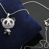 Panda Lucky Charm Necklace