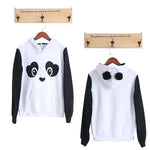 Cute Cotton blended Women's Panda Fleece