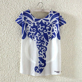 Cute Elephant Print T-Shirt