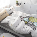 Super Cute Panda Bedding Set