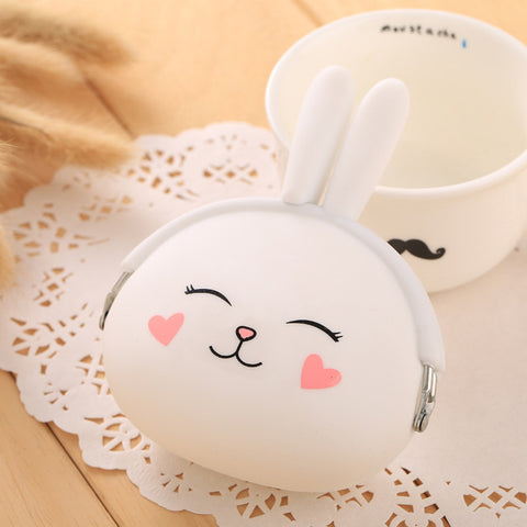 Cute Rabbit Coin Purse - petsareawsm