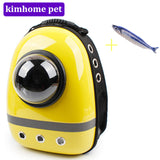 Pet Space Capsule Backpack - petsareawsm