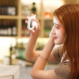 Piggy rechargeable Cosmetic Mirror